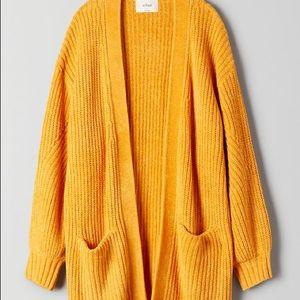 Aritzia Rourke sweater. BNWT